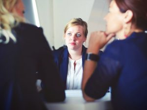 How to make People Fear for their Life in a Business Meeting